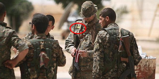 ABD'nin 'uygunsuz' dediği YPG arması hâlâ üniformalarda