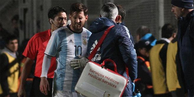 Arjantin'de Messi şoku