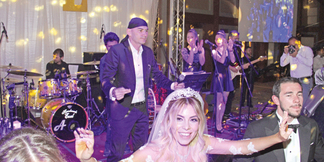 Düğünde Altay sürprizi