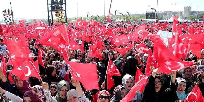 İstanbul'da 'Fetih' coşkusu