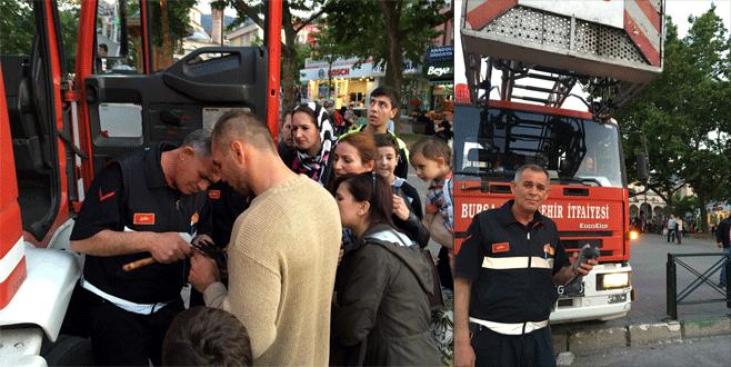 Bursa'da güvercin operasyonu: Seferber oldular