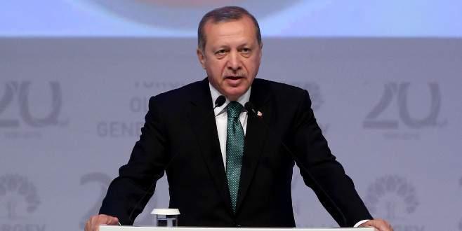 Erdoğan: 'Zürriyetimizi arttıracağız'