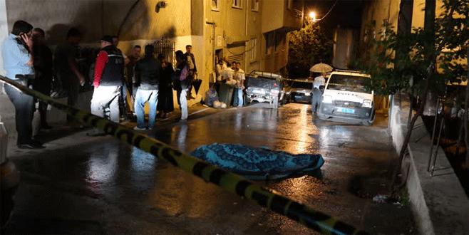 Bursa'da balkondan düşen kişi öldü