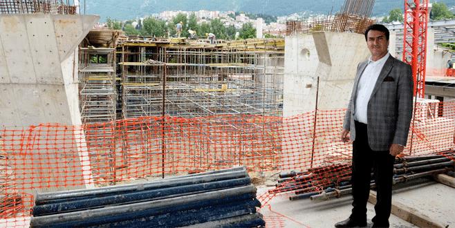 Bursa'da panoramik müze gün yüzüne çıkıyor