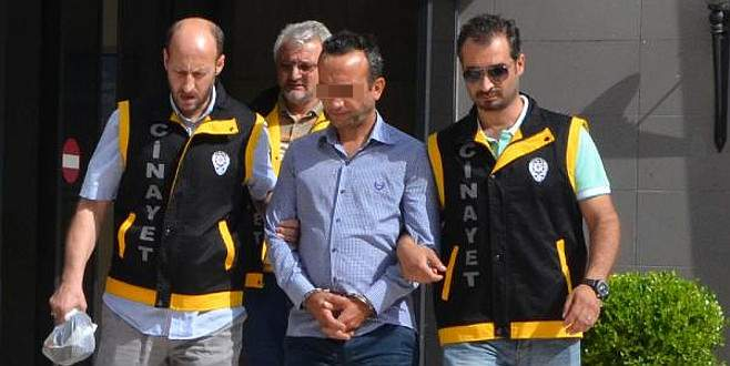 Bursa'da yan bakma kavgasında silahını konuşturdu