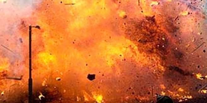 Cephanelikte yangın: 17 asker öldü