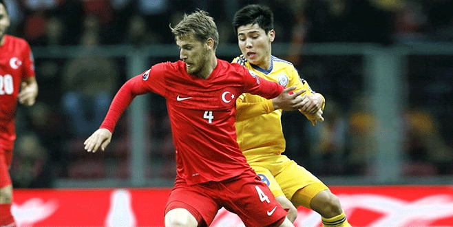 Serdar Aziz EURO 2016'da yok!
