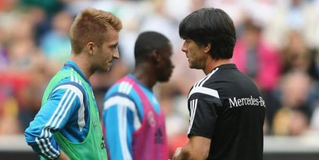 Löw Reus'u EURO 2016 kadrosuna almadı!