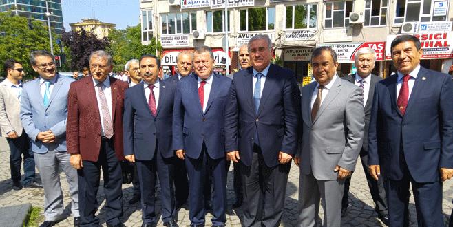 Yargıtay Başkanı 'Yargıda Şeffaflık' için Bursa'da