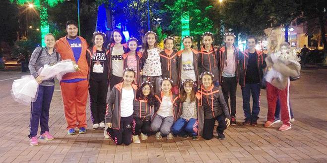Mudanya'nın altın kızları!