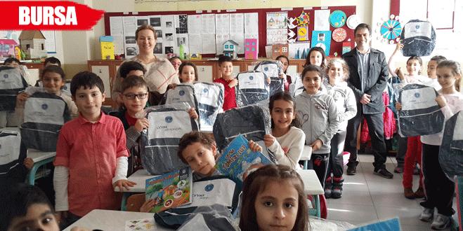 3 bin 500 öğrenciye çevre eğitimi