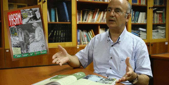 'Dergimize kentlilik bilincini geliştiriyoruz'