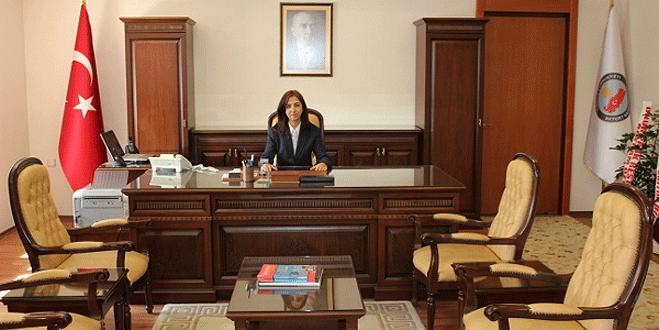 İşte Türkiye'nin 4. kadın valisi