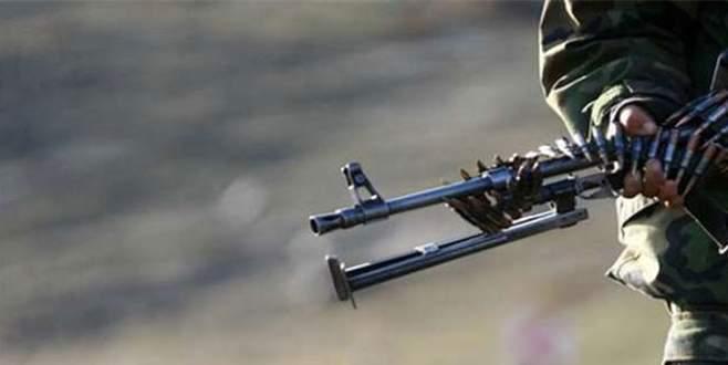 İdil'de çatışma: 2 güvenlik görevlisi yaralı