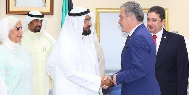 Kuveyt'te dev ihale Limak'ın oldu