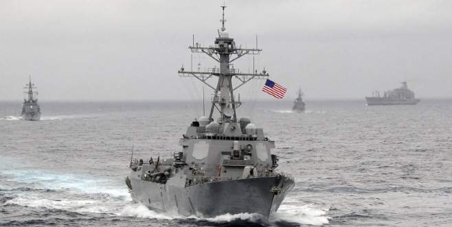 ABD deniz tatbikatına tam 27 ülke çağırdı