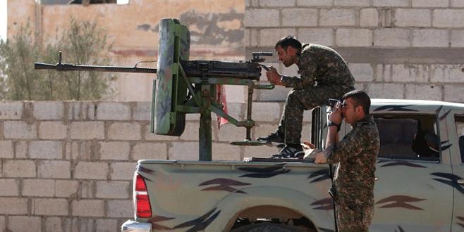 Suriye'de Menbic operasyonu başladı