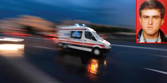 Bursa'da platformdan düşen işçi hayatını kaybetti