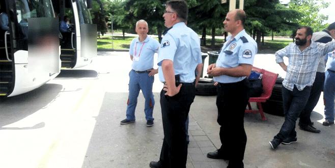 Bursa'da seri katil ihbarı polisi alarma geçirdi