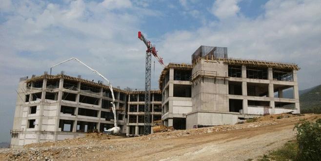 Bursa'da yeni hastaneye yüksek teknoloji