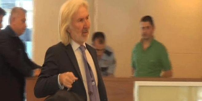 Berlin Büyükelçisi Karslıoğlu Türkiye'ye döndü