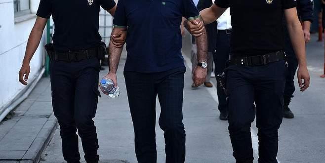FETÖ operasyonunda 1 polise tutuklama
