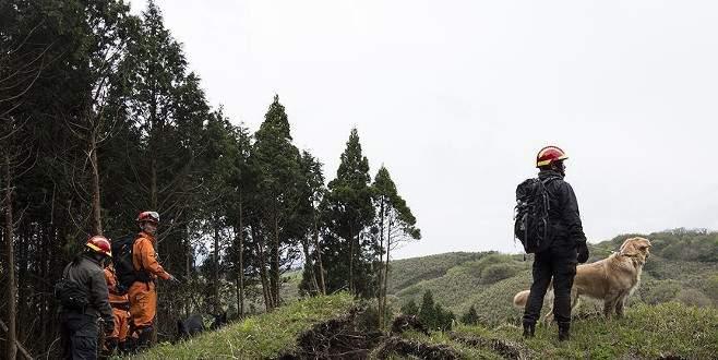 Ceza için ormana bırakılan çocuk 6 gün sonra bulundu