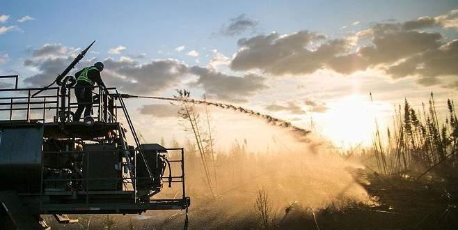 Yarım milyon hektar kül oldu, 34 gündür söndürülemedi