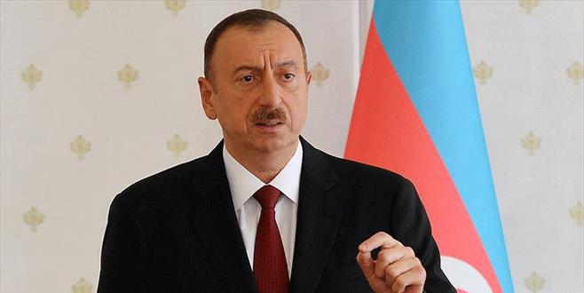 Aliyev'den Alman Meclisi kararına eleştiri