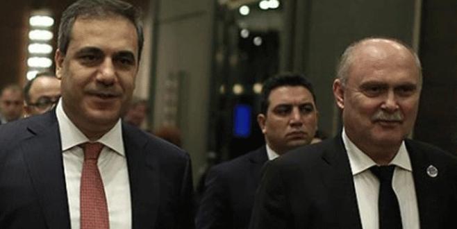 Başbakanlık'tan Hakan Fidan ve Feridun Sinirlioğlu açıklaması