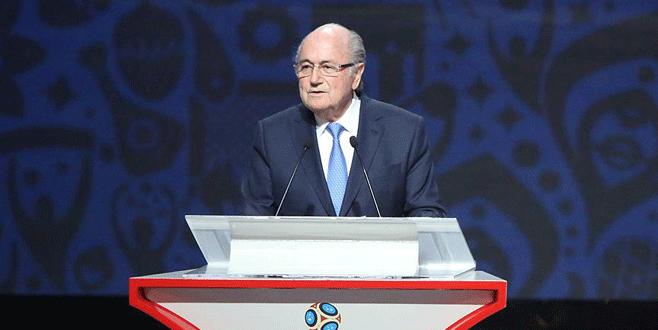 FIFA'da zimmet skandalı