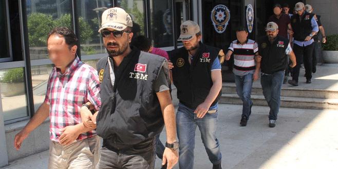 Bursa'da FETÖ/PDY operasyonunda flaş gelişme