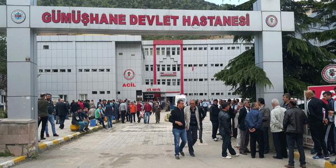 Gümüşhane'de askeri araca ateş açıldı: 1 asker şehit