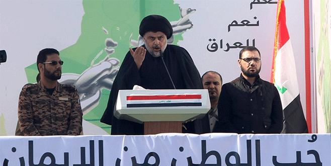 Sadr: 'Ayaklanın'
