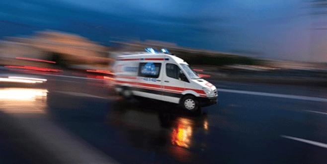 Bursa'da 2 yaşındaki çocuğun feci sonu
