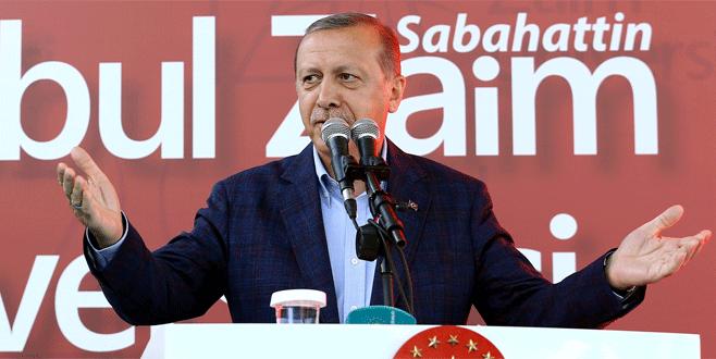 Erdoğan: 'Bunların kanının laboratuvar testinden geçmesi lazım'