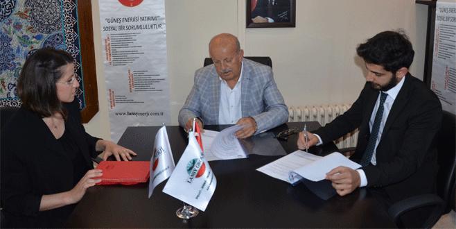 İznik Belediyesi kendi elektriğini üretecek