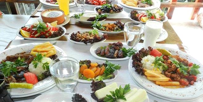 Ramazanda beslenmeye dikkat