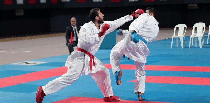 Karatede Avrupa'nın zirvesindeyiz
