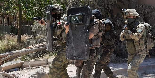 Nusaybin ve Şırnak'taki operasyonların bilançosu açıklandı