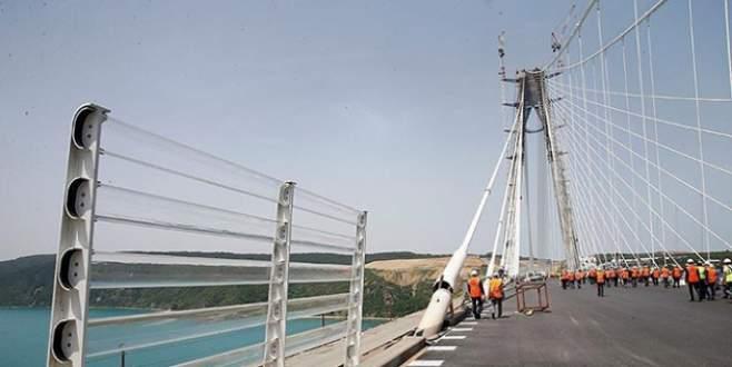3. Köprü işçilerinin ikramiyeleri ödendi