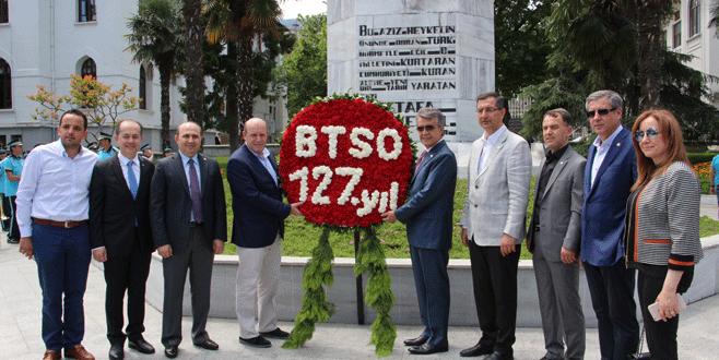 BTSO'nun 127'inci yıl gururu