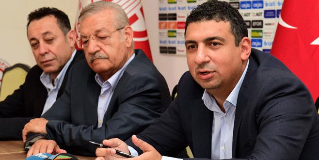 Antalya'da Öztürk başkanlığa aday