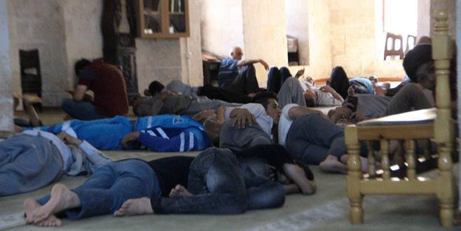 Ramazan'da sıcak havaya böyle çözüm buldular!