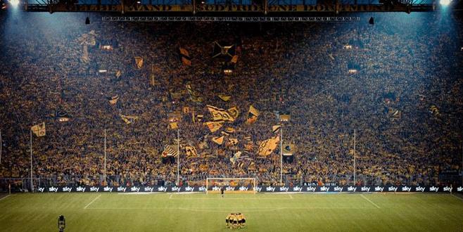 Borussia Dortmund'dan ramazan mesajı