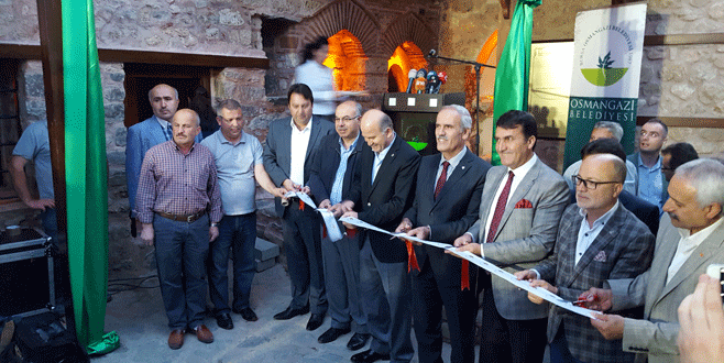 Somuncu Baba'nın tarihi evi yeniden ziyarete açıldı
