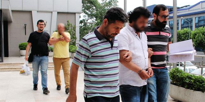 Bursa'da büyük vurgun! 2 yılda 5 milyon lira…
