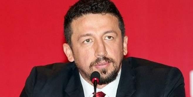 Hidayet Türkoğlu, görevini bıraktı