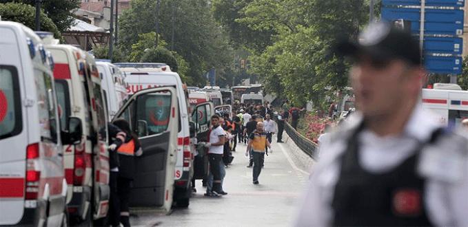 İstanbul'daki saldırı kiralık araçla gerçekleştirilmiş!