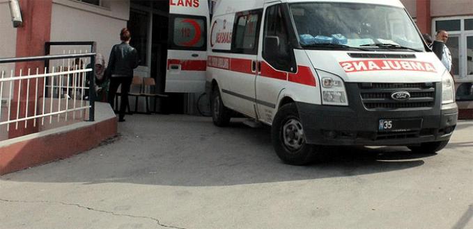 İzmir'de hain tuzak: 1 yaralı
